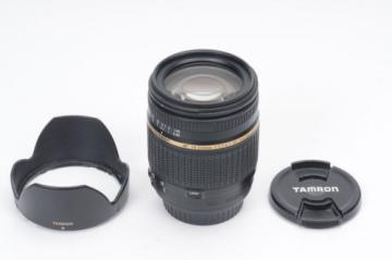 Tamron 18-250mm Aspherical Macro Lenses