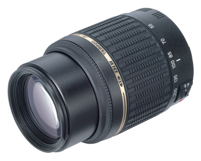 Tamron 55-200mm Telephoto Zoom Lens