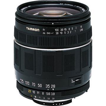 Tamron 28-200mm All-in-One Zoom Lenses