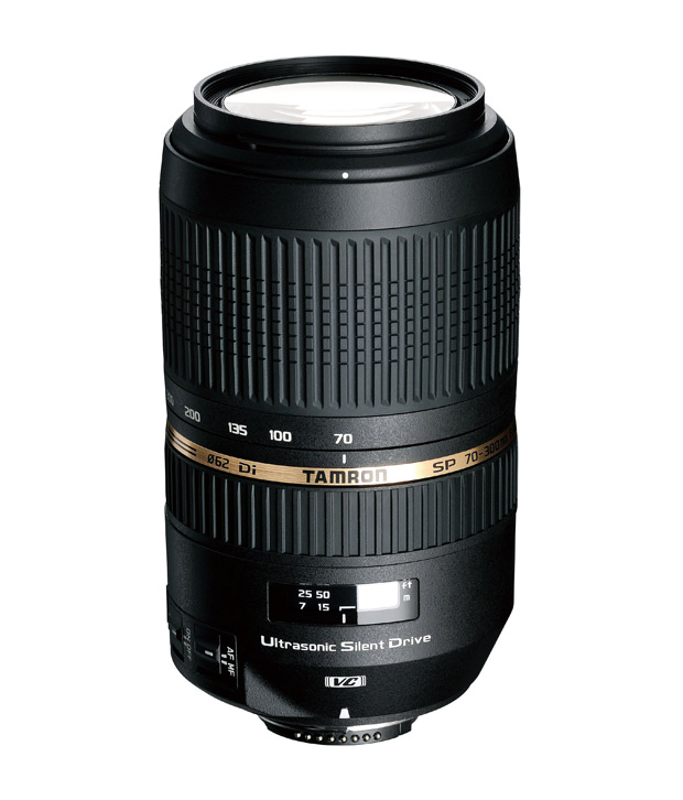 Tamron SP 70-300mm VC USD Telephoto Zoom Lenses