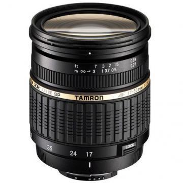 Tamron SP 17-50mm F/2.8 VC High-Speed Zoom Lenses