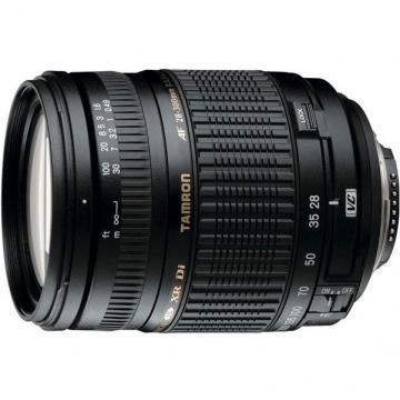 Tamron 28-300mm VC All-in-One Zoom Lenses