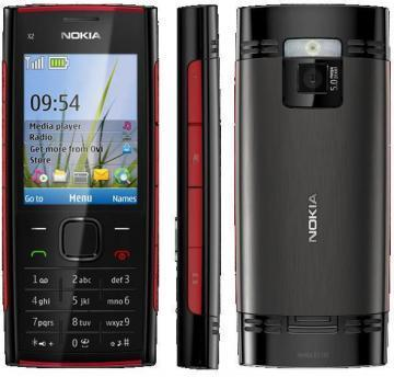 Nokia X2 mobile phone