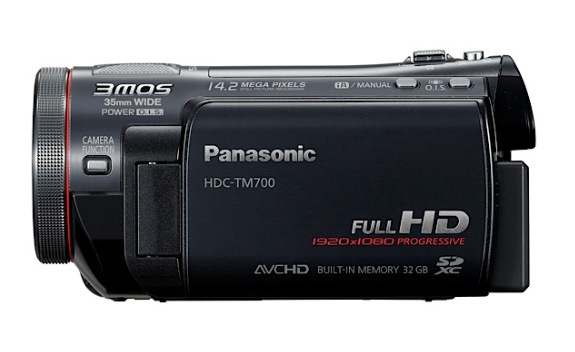 Panasonic HDC-TM700 Flash Camcorder