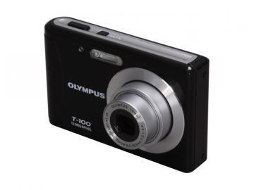 Olympus T-100 Digital Photo Camera