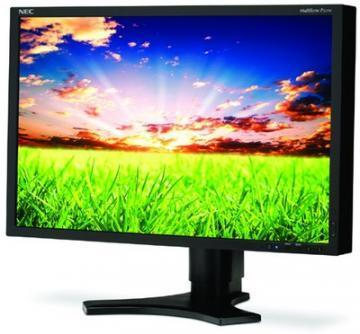 "NEC MultiSync P221W 22"" LCD Display"