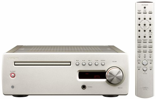 Denon RCD-CX1 Mini CD Receiver