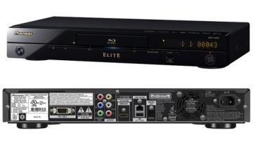 Pioneer BDP-430 Blu-Ray Disc Player