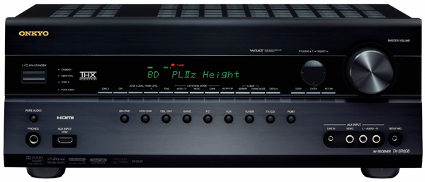 Onkyo 7.2-Channel Home Cinema Receiver