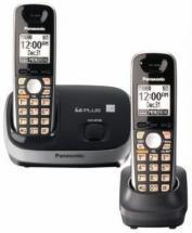 Panasonic KX-TG6512 Twin DECT Cordless Telephone