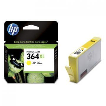 HP 364XL Yellow Vivera Ink