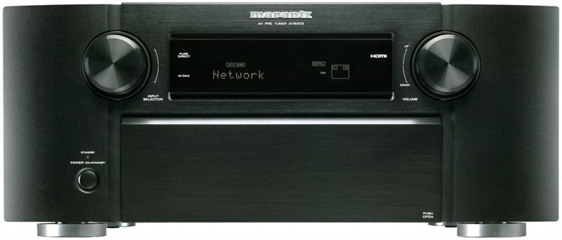 Marantz AV8003 Home Theatre Receiver with A/V Processor