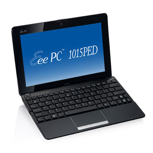 ASUS EeePC 1015PED N455 1GB 10.1 LED 250GB BT