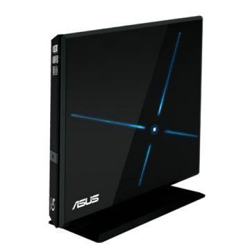 Asus External Slim Blue-ray Writer/Player SBW -06C1S-U