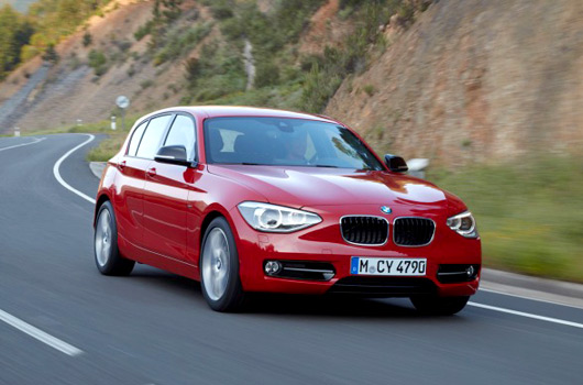 BMW 1 Series Hatchback, 5 Door