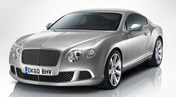 Bentley Continental GT (2011-)