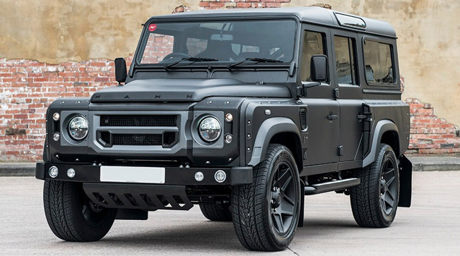 Land Rover Defender (1983–2015)
