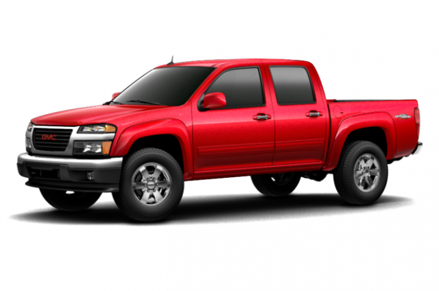 GMC Canyon (2012–)
