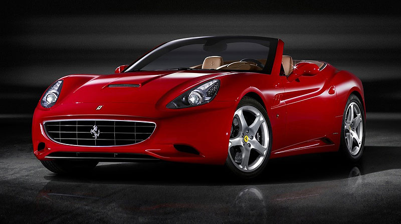 Ferrari California (2008-2013)