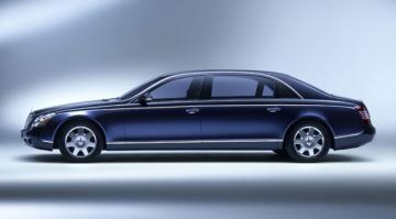 Maybach 62 (discontinued in 2013)