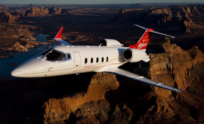 Bombardier Learjet 60 Business Jet
