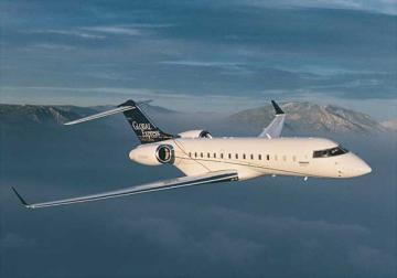 Bombardier Global Express Jet
