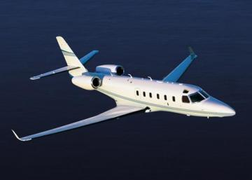 Gulfstream G100 Business Jet