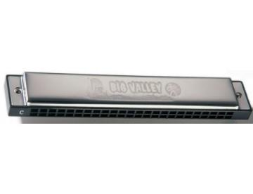 Hohner C Big Valley harmonica