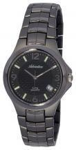 Adriatica 1068 Men`s Titanium Case Wristwatch