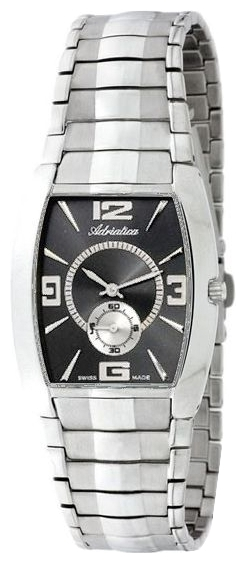 Adriatica 1071 Men`s Bracelet Wristwatch