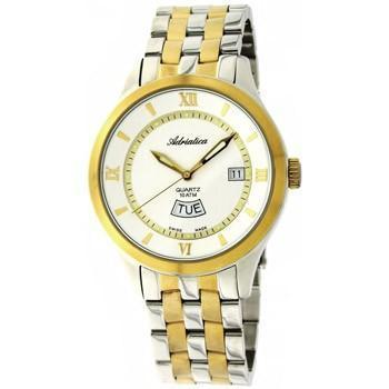 Adriatica 1085 Men`s Bracelet Wristwatch