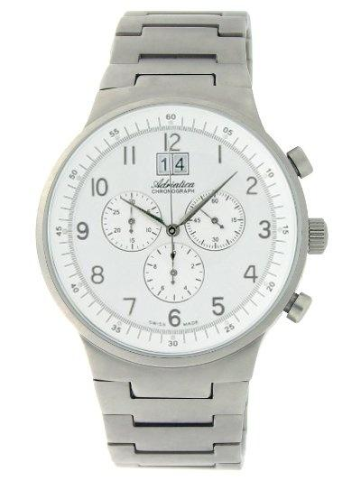 Adriatica 1086 Chronograph Wristwatch
