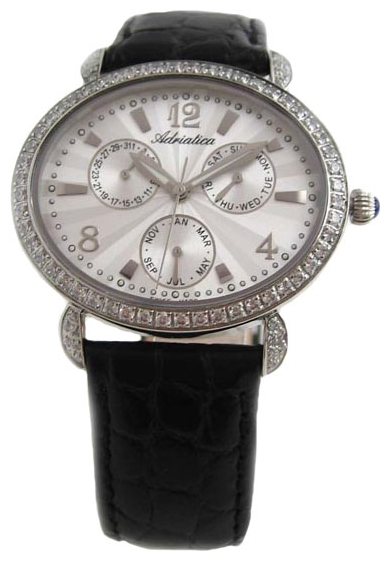 Adriatica 3123 Women`s Strap Wristwatch