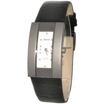 Adriatica 3382 Women`s Titanium Case Wristwatch