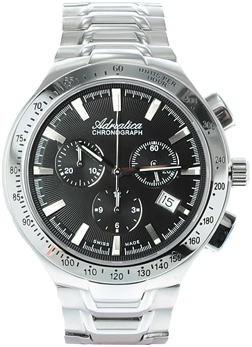 Adriatica 8056 Chronograph Wristwatch