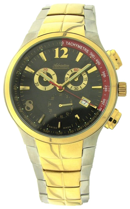 Adriatica 8119 Chronograph Wristwatch