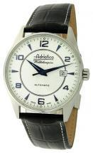 Adriatica 8142 Men`s Automatic Strap Wristwatch
