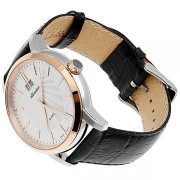 Adriatica 8161 Men`s Strap Wristwatch