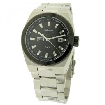 Adriatica 1117CH Men`s Bracelet Wristwatch