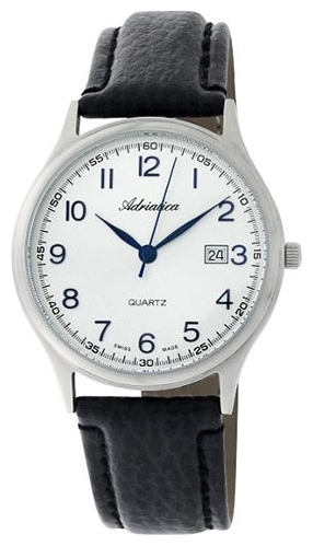 Adriatica 12406_2 Men`s Strap Wristwatch