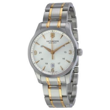 Victorinox Alliance Two-Tone Wristwatch