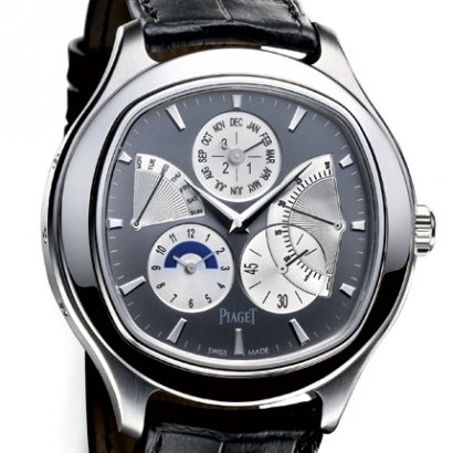 Piaget Emperador cushion-shaped watch  G0A33018