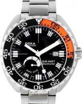DOXA SUB 4000T Sharkhunter dive watch