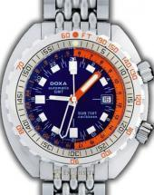DOXA SUB 750T GMT Caribbean dive watch