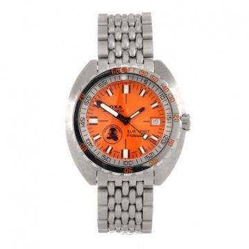 DOXA SUB 1200T Diving with Legends dive watch