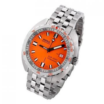 DOXA SUB 1500T PVD dive watch