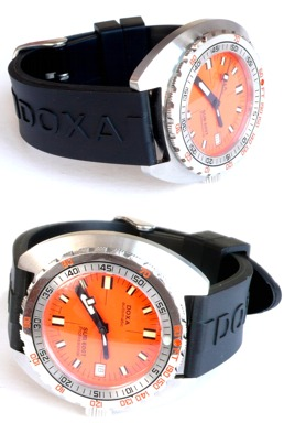 DOXA SUB 5000T Professional dive watch