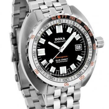 DOXA SUB 5000T Sharkhunter dive watch