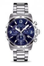 Certina DS Podium Big Size chronograph blue
