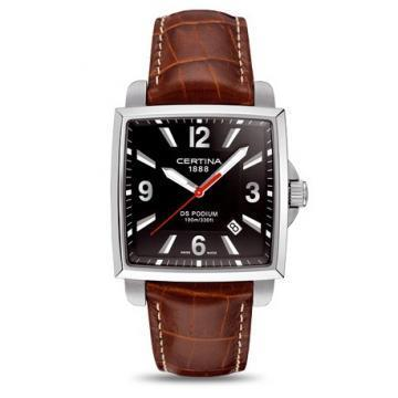 Certina DS Podium Square watch